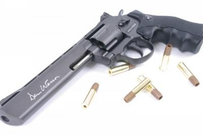 dan wesson black 6""